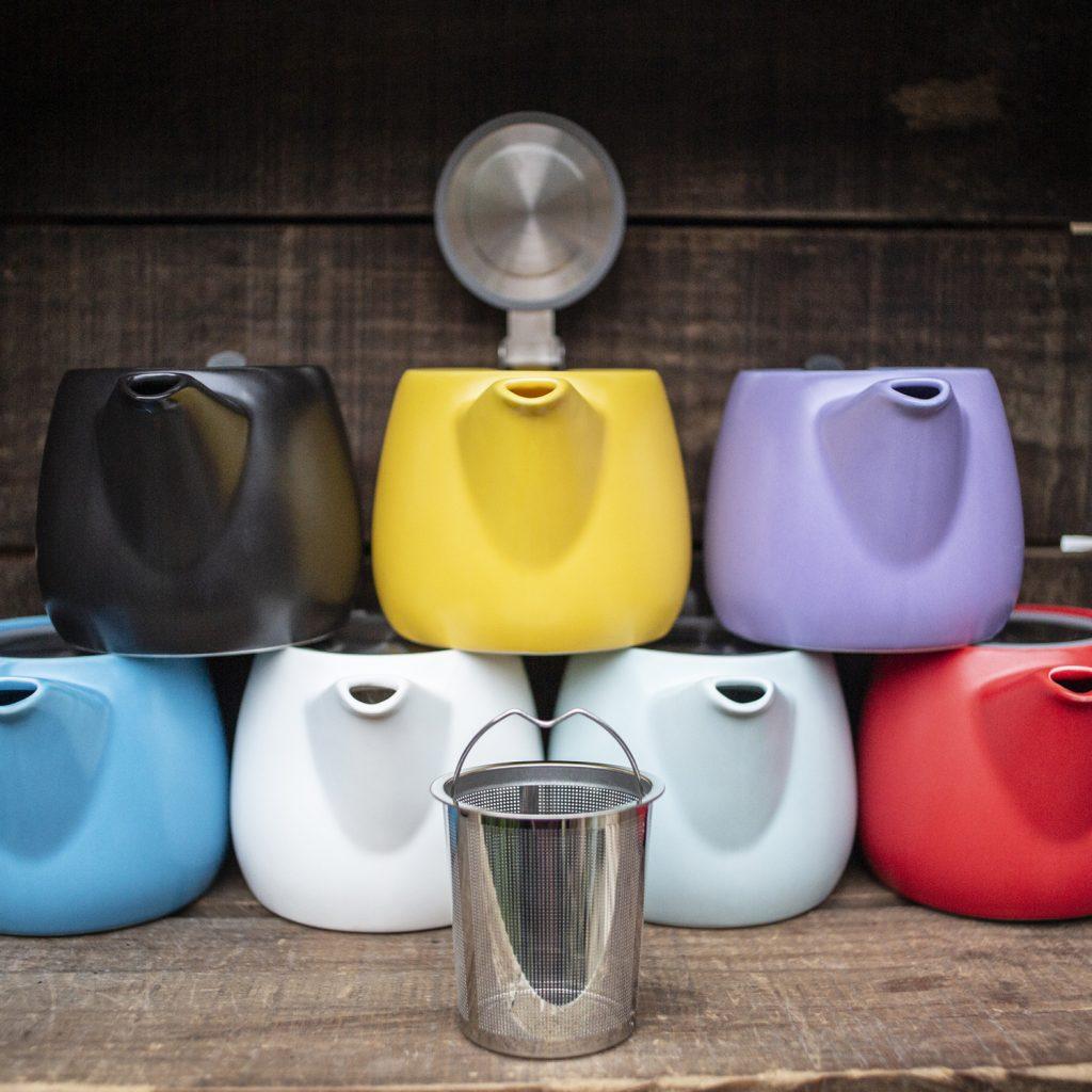 Ceramic Teapots range