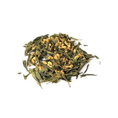 Genmaicha - Popcorn Tea