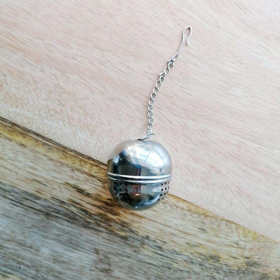 metal infuser ball