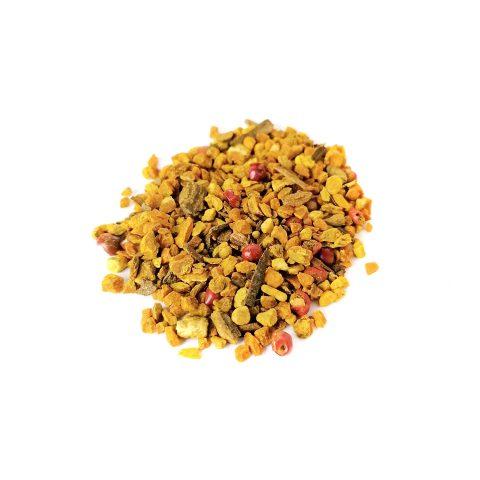 Turmeric and Cinnamon