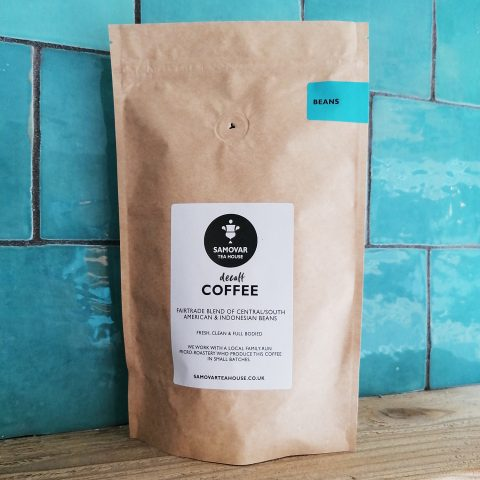 Decaff Coffee Beans