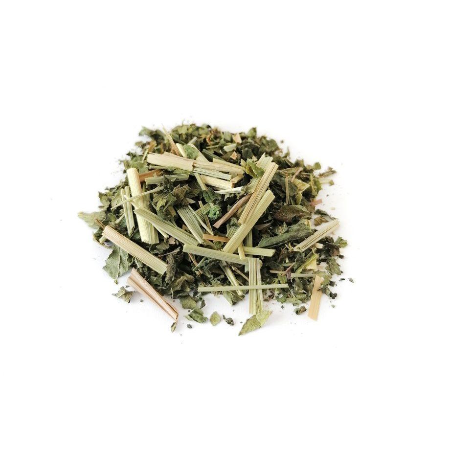 Lemongrass Peppermint and Nettle